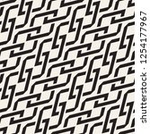 vector seamless pattern. modern ...   Shutterstock .eps vector #1254177967