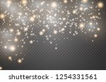 christmas abstract pattern.... | Shutterstock .eps vector #1254331561