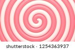 Sweet Candy Abstract Spiral...