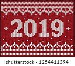 vector illustration of... | Shutterstock .eps vector #1254411394