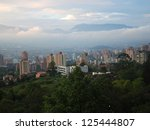 View Across Medellin From El...