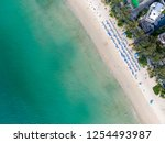 thailand aerial view of phuket  ... | Shutterstock . vector #1254493987