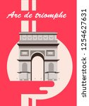 Arch Of Triumph Poster  Poster...