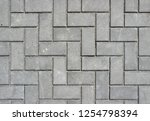 Gray Brick Stone Pavement texture background