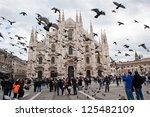Milan   Nov 3  Tourists Visit...