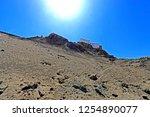 leh ladakh india april 11  ...   Shutterstock . vector #1254890077