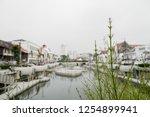 jakarta  indonesia   september... | Shutterstock . vector #1254899941