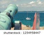 helsingor castle protection | Shutterstock . vector #1254958447