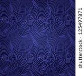 Vector Seamless Abstract Hand...