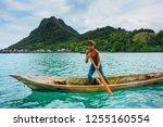 semporna sabah malaysia   dec... | Shutterstock . vector #1255160554
