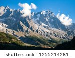 western alps are the western... | Shutterstock . vector #1255214281