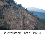 western alps are the western... | Shutterstock . vector #1255214284