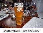 london uk may 31  2018  pint... | Shutterstock . vector #1255222327