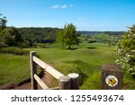 cotswold way long distance... | Shutterstock . vector #1255493674