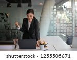 Successful Business Woman With...