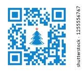 Smartphone Readable Qr Code...