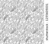 vector seamless pattern  of...   Shutterstock .eps vector #1255605031