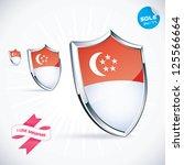 i love singapore flag...