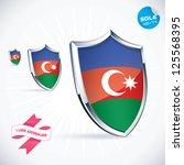 i love azerbaijan flag...