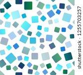 light blue vector seamless... | Shutterstock .eps vector #1255703257