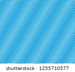 marine vector seamless pattern... | Shutterstock .eps vector #1255710577