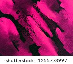 Hot Pink Background Abstract...
