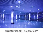 subway station hall in moscow | Shutterstock . vector #12557959