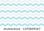 zig zag line pattern background | Shutterstock .eps vector #1255849267