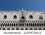 venice  italy   may 28  doge s... | Shutterstock . vector #1255973611