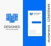 business logo for center ... | Shutterstock .eps vector #1256030644