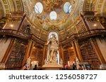 vienna  austria   december 24 ... | Shutterstock . vector #1256058727