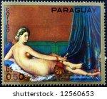 old postage stamp   Shutterstock . vector #12560653
