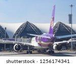 bangkok  thailand   november 26 ... | Shutterstock . vector #1256174341