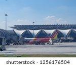 bangkok  thailand   november 26 ... | Shutterstock . vector #1256176504