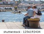 porto portugal   10 01 2018 ... | Shutterstock . vector #1256192434