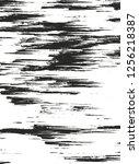 distressed overlay texture of... | Shutterstock .eps vector #1256218387