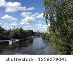 newark on trent | Shutterstock . vector #1256279041