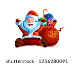 stock vector illustration... | Shutterstock .eps vector #1256280091