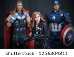bangkok thailand   december 24  ... | Shutterstock . vector #1256304811