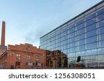 lahti  finland   24 november... | Shutterstock . vector #1256308051