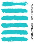 abstract background with paint... | Shutterstock .eps vector #1256406847