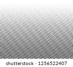 halftone background. fade... | Shutterstock .eps vector #1256522407