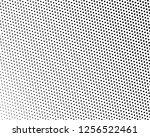 halftone background. fade... | Shutterstock .eps vector #1256522461