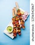 Spicy Barbecued Chicken Tikka...