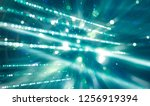 abstract bright blue motion... | Shutterstock . vector #1256919394