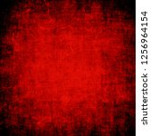 abstract red background texture | Shutterstock . vector #1256964154