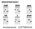 Advanced Guitar Chord Lessons 1