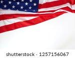 happy presidents' day... | Shutterstock . vector #1257156067