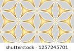 luxury seamless pattern. flower ... | Shutterstock . vector #1257245701