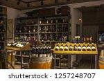 vilnius  lithuania   december... | Shutterstock . vector #1257248707